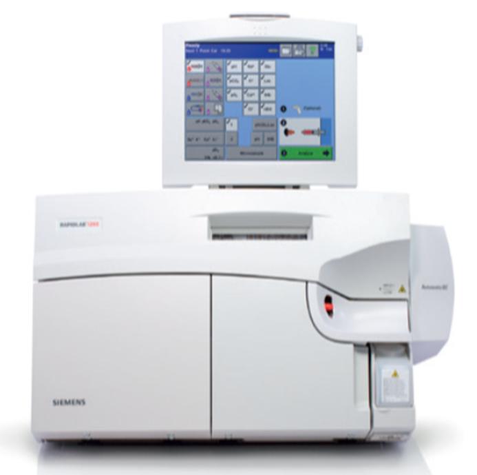 Máy phân tích khí máu RapidLab® 1200